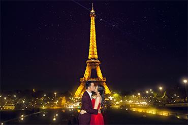 巴黎-爱在巴黎