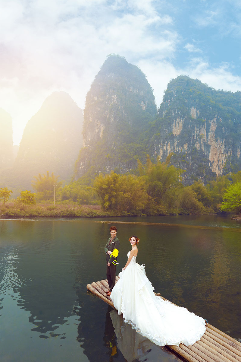 桂林-浪漫格调之旅