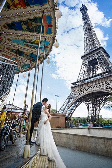 巴黎-浪漫格调之旅