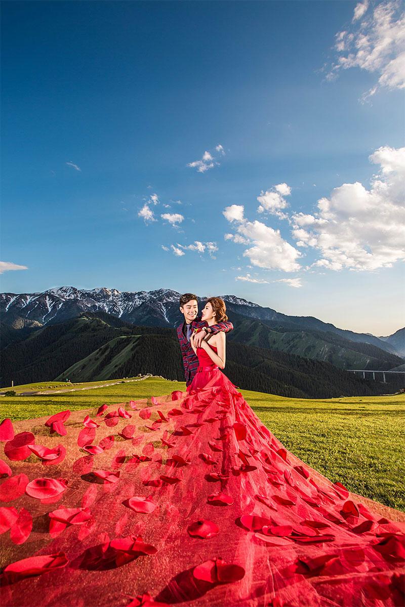 新疆-浪漫格调之旅
